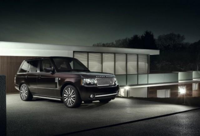 Noul Range Rover Autobiography va debuta la Geneva