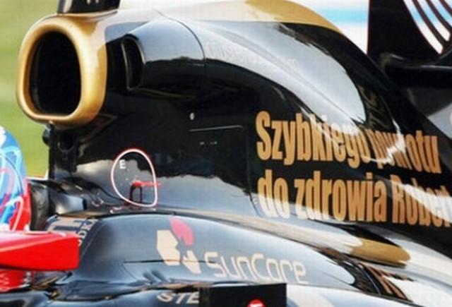 Echipele isi arata sprijinul pentru Kubica la Jerez