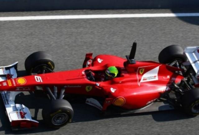 Massa incheie prima zi de la Jerez pe primul loc