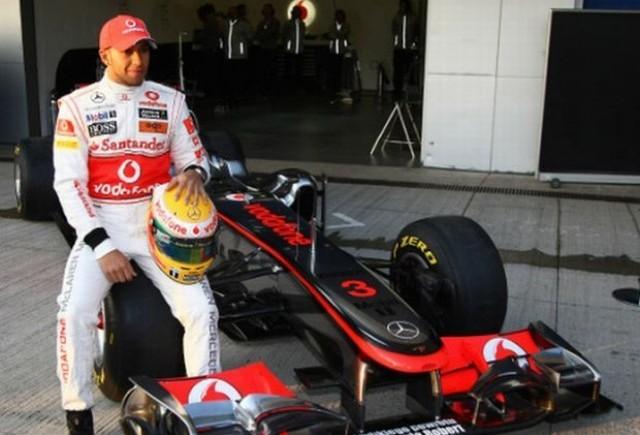 Hamilton: Noua masina este in mod clar mai buna