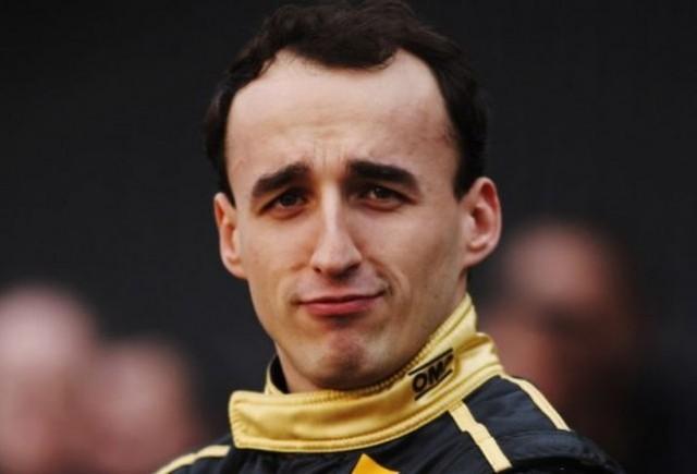 Kubica: Revin in 2011