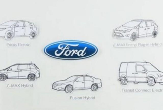 VIDEO: Ford prezinta diferentele dintre noile modele ecologice
