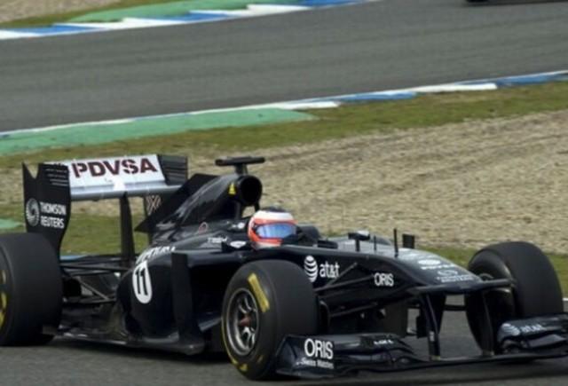 Barrichello, cel mai rapid in ziua a patra la Jerez
