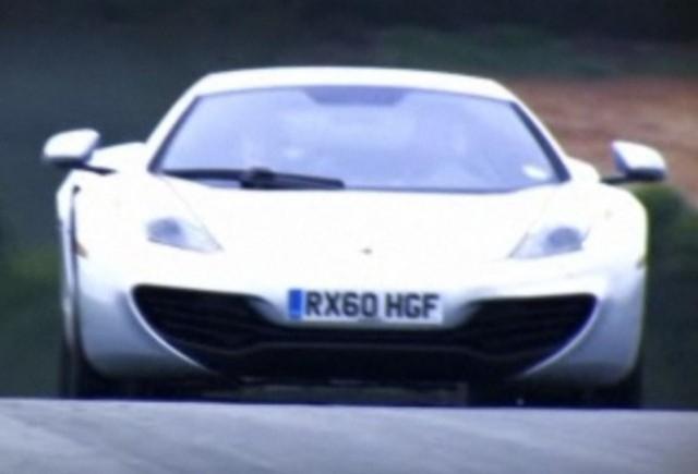 VIDEO: AutoExpress testeaza noul McLaren MP4-12C