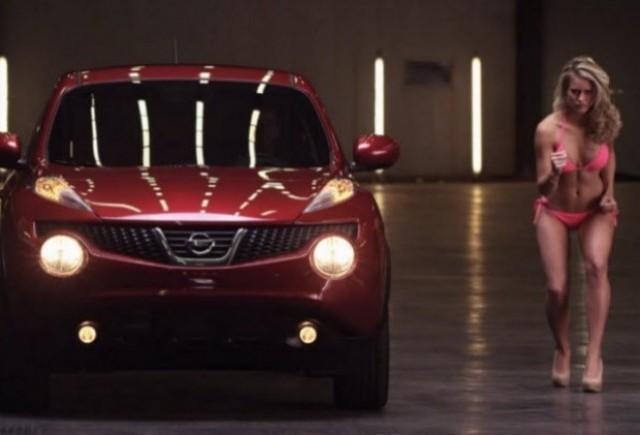 GALERIE VIDEO: Noile reclame Nissan Juke