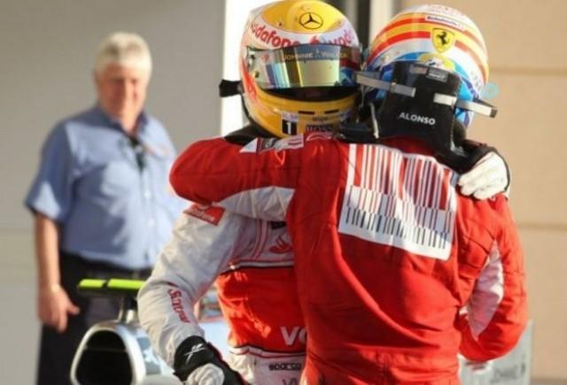 Alonso: Hamilton este cel mai rapid pilot din F1