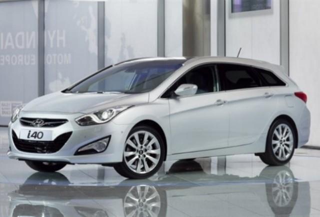 OFICIAL: Iata noul Hyundai i40!