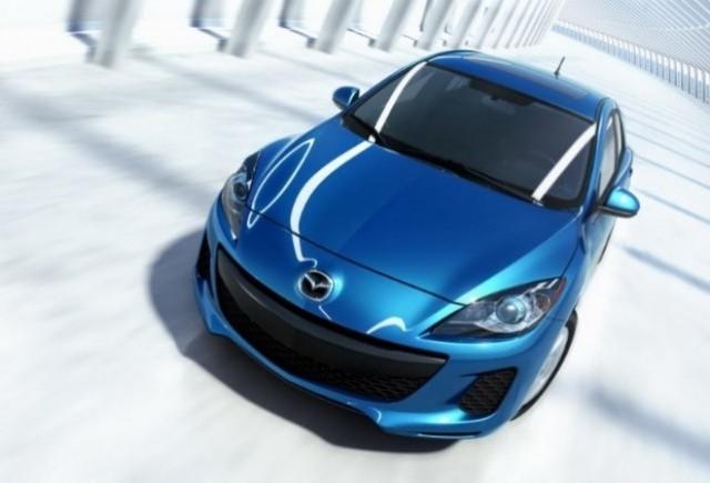 Noul Mazda3 facelift se prezinta