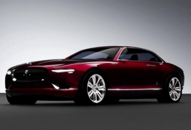 Bertone va prezenta la Geneva conceptul Jaguar B99