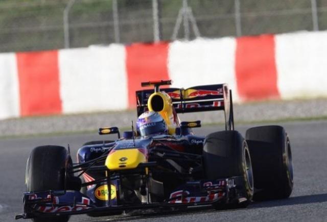 Vettel, din nou cel mai rapid la Barcelona