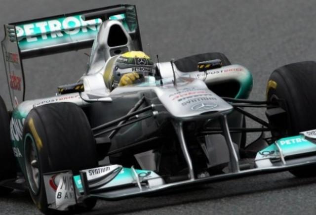 Rosberg, cel mai rapid in ziua a treia la Barcelona