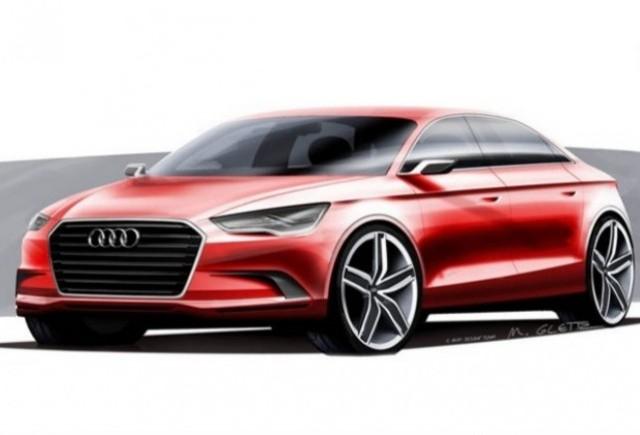 Conceptul Audi A3 va debuta la Geneva in martie