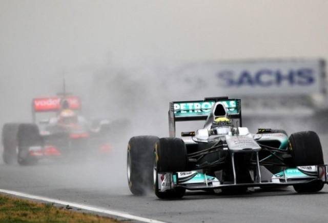 Rosberg: Mergem in directia corecta