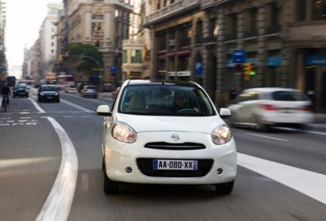 Noul Nissan Micra DIG-S Turbo consuma 4.1 litri/100 km