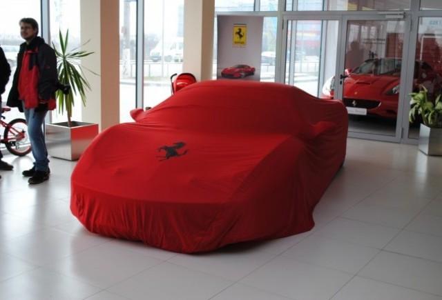 Forza Rosso a adus Ferrari 458 Challenge in Romania