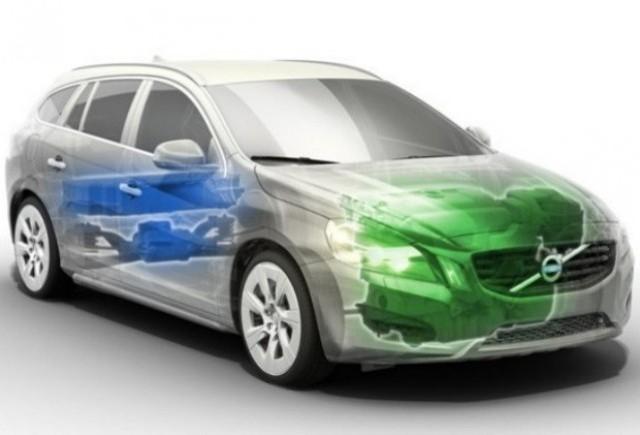 VIDEO: Noul Volvo V60 Plug-in Hybrid prezentat in detaliu