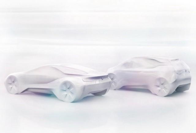 BMW i este noul sub-brand BMW pentru modele electrice