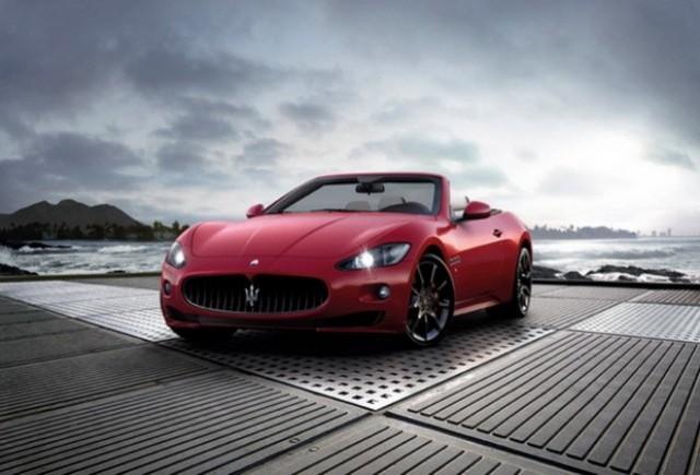 Maserati GranCabrio Sport vine la Geneva