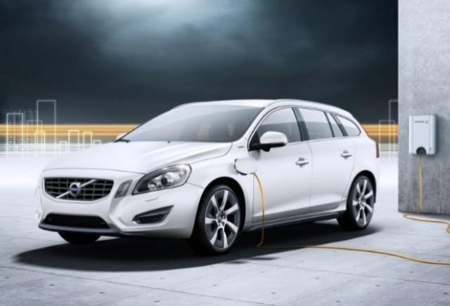 GALERIE FOTO: Noul Volvo V60 hibrid
