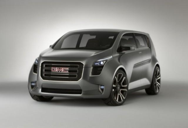 General Motor ar putea produce conceptul GMC Granite