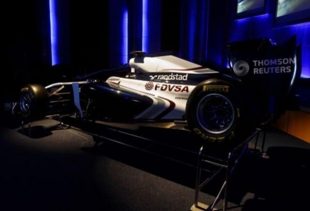Williams face public designul final pentru 2011