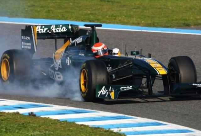 Trulli critica noile pneuri Pirelli