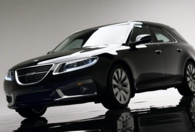 VIDEO: Noul Saab 9-5 SportCombi se prezinta
