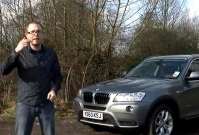VIDEO: Fifth Gear testeaza noul BMW X3