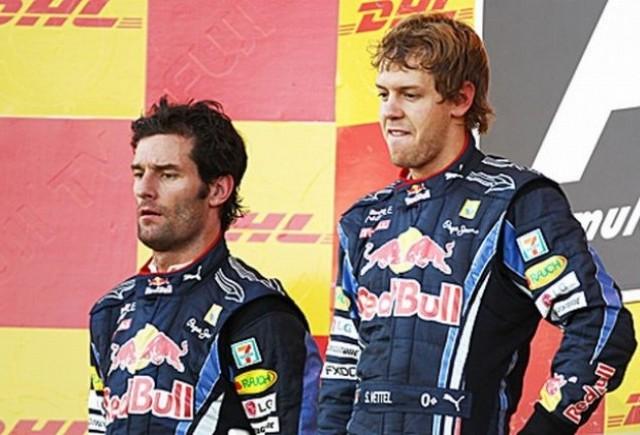 Webber, increzator ca va fi tratat la acelasi nivel cu Vettel