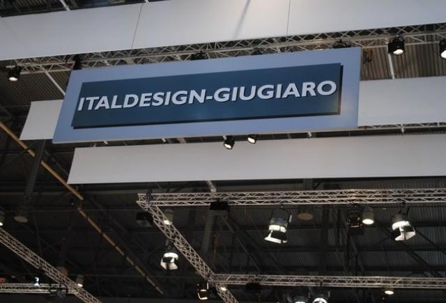 GENEVA LIVE: Italdesign Giugiaro prezinta noile concepte Volkswagen Go! si Tex
