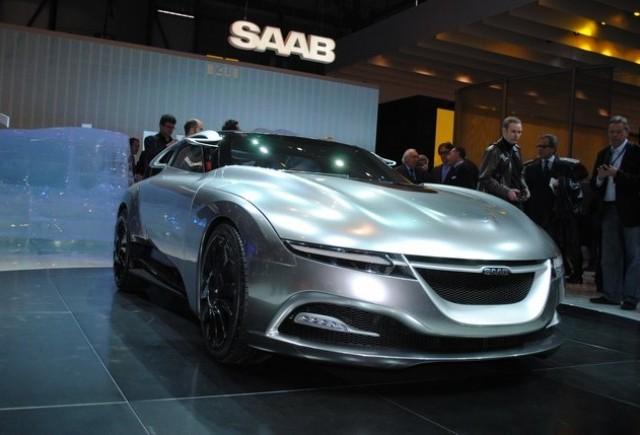 Geneva LIVE: Renaste Saab din propria cenusa cu PhoeniX?