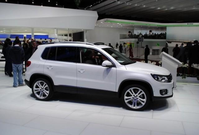 GENEVA LIVE: Standul Volkswagen