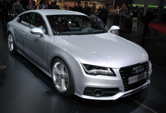 GENEVA LIVE: Standul Audi