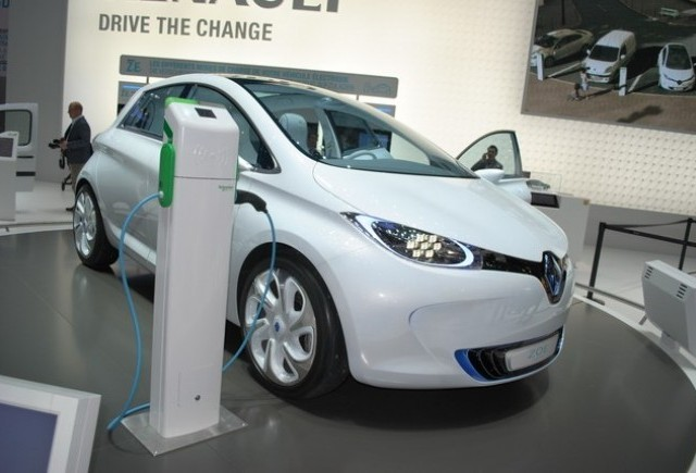 GENEVA LIVE: Conceptul Renault ZOE