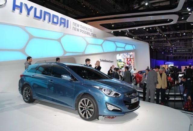 GENEVA LIVE: Standul Hyundai