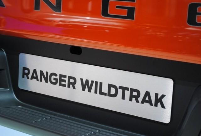 GENEVA LIVE: Noul Ford Ranger Wildtrak