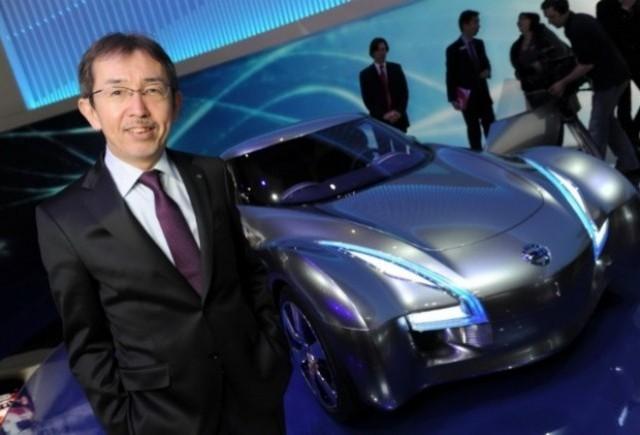 GENEVA LIVE: Conceptul Nissan Esflow