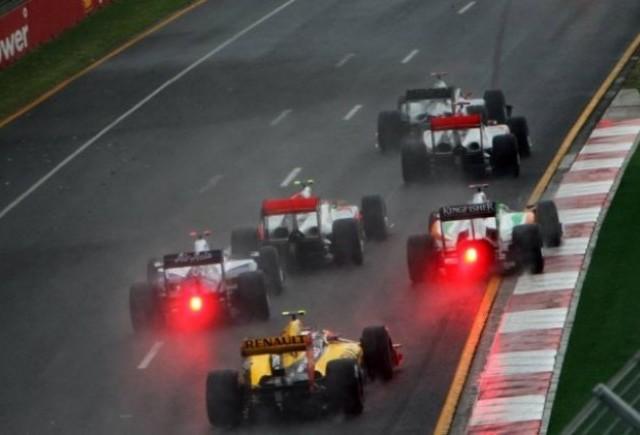 Ecclestone vrea ploaie artificiala pe circuitele de F1