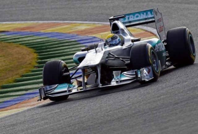 Brawn: Mercedes mai are nevoie de o secunda
