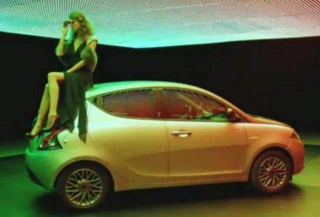 VIDEO: Lancia prezinta noul Ypsilon