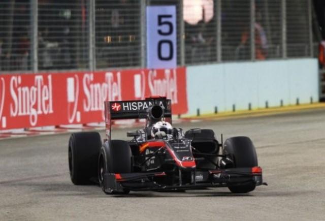 Klien, in cursa pentru al doilea loc la Hispania