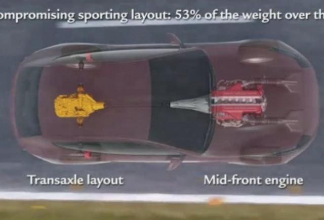 VIDEO: Ferrari explica cum functioneaza noul sistem de tractiune integrala