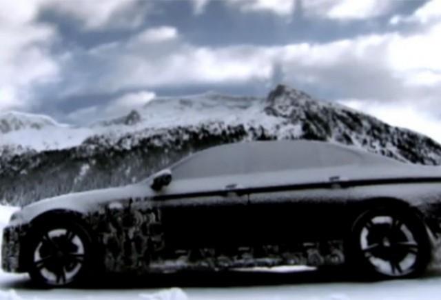 VIDEO: Iata teaserul noului BMW M5!