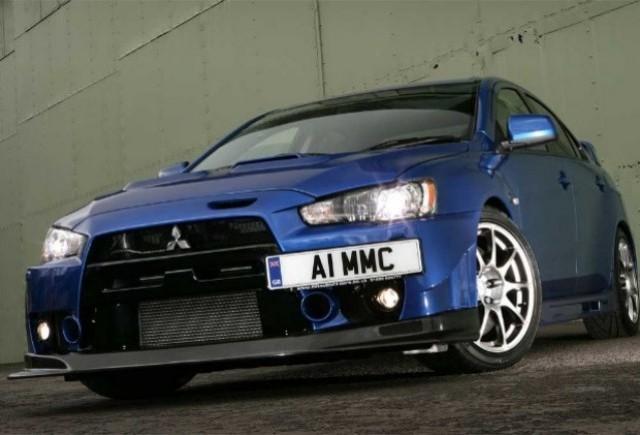 Viitorul Mitsubishi Lancer Evolution va fi hibrid