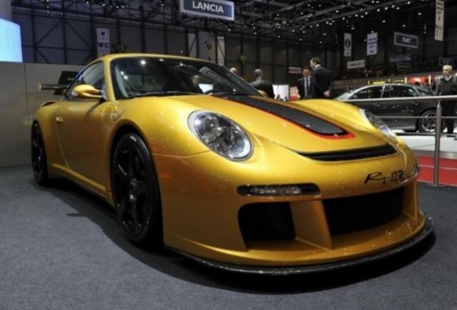 RUF a prezentat la Geneva un Porsche 911 Turbo de 730 CP