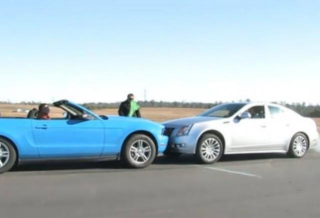 VIDEO: Car and Driver prezinta Jocurile Olimpice ale masinilor inchiriate