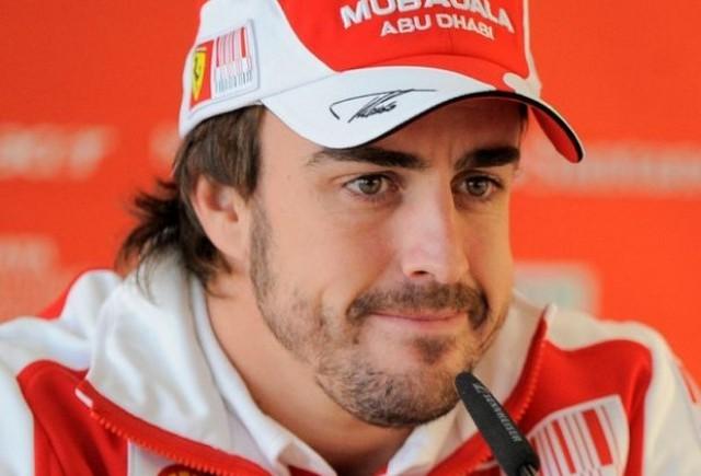 Alonso: Cinci echipe in lupta si poate chiar si Toro Rosso