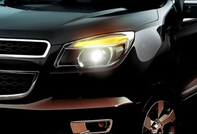 Chevrolet ofera o avanpremiera a noului model Colorado