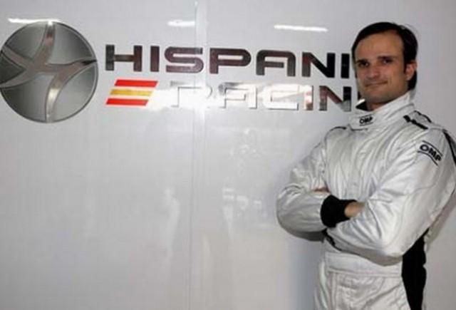 Liuzzi este noul pilot Hispania