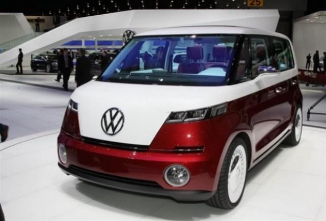 Volkswagen doreste sa produca conceptul Bulli